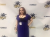 Red carpet at Comikaze